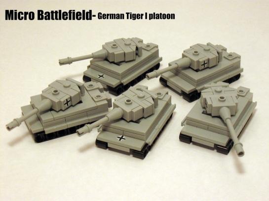 Mini Tigers