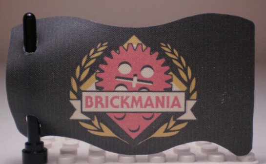 Brickmania Flag