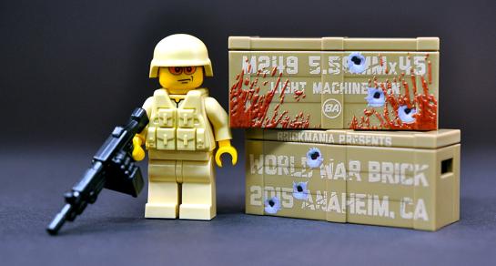 M249 Crate