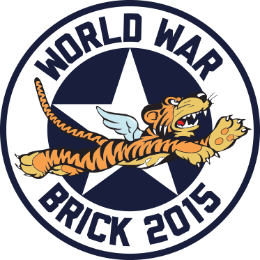 World War Brick 2015