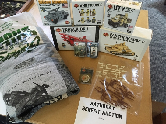Benefit Auction Items