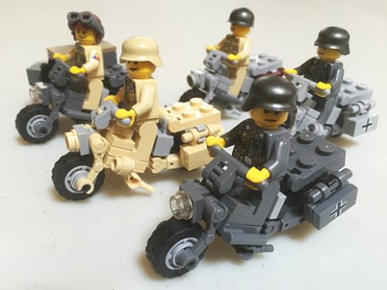 Motorcycle prototypes