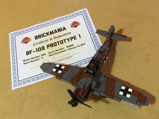 BF-109 Proto